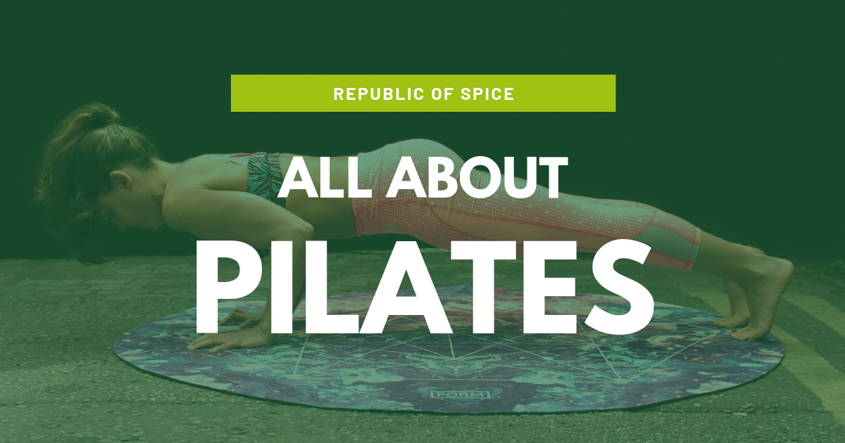 Pilates At X By Spice