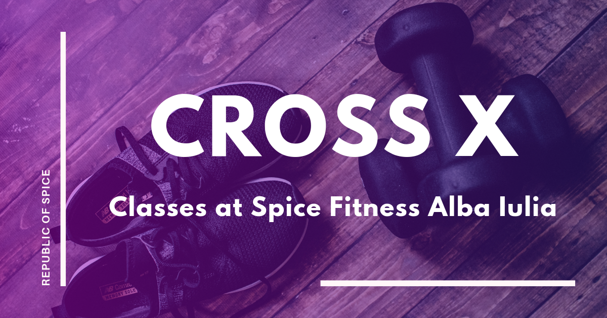 Cross X At Spice Fitness Alba Iulia