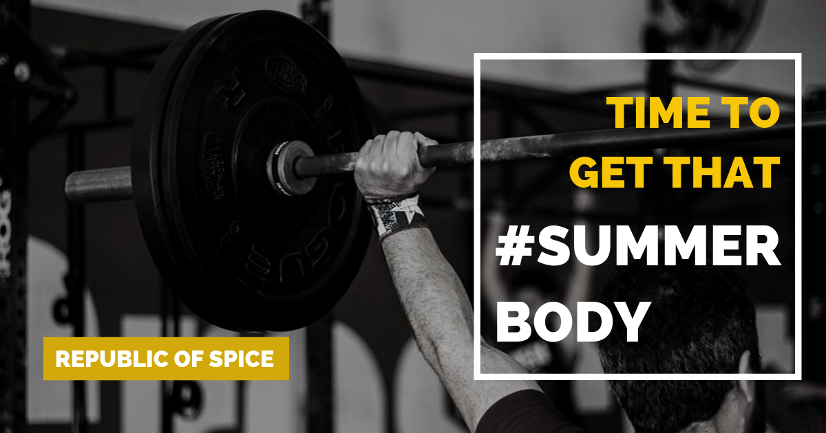 It's Time To Start Working On That #Summer Body!